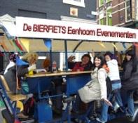 Bierfiets Volendam