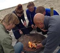 Teambuildingsuitje in Volendam