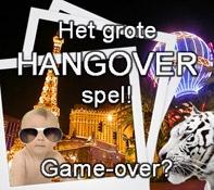 Hangover spel Volendam