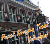Puzzeltour Volendam