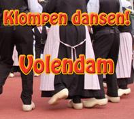 Workshop klompen dansen Volendam!