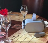Virtual Reality Diner Volendam